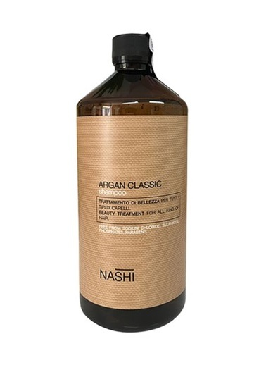 Argan Şampuan 1000 Ml-Nashi